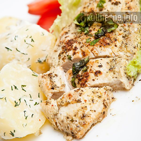 Filet z kurczaka w musztardzie | Przepisy kulinarne ze zdjęciami