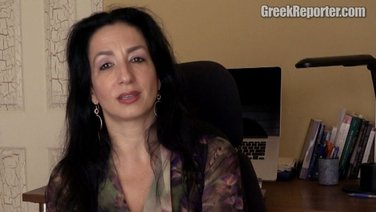 http://GreekReporter.com - An exclusive interview with Katerina Zacharia, a professor of Classics and Archaeology at Loyola Marymount University in Californi...