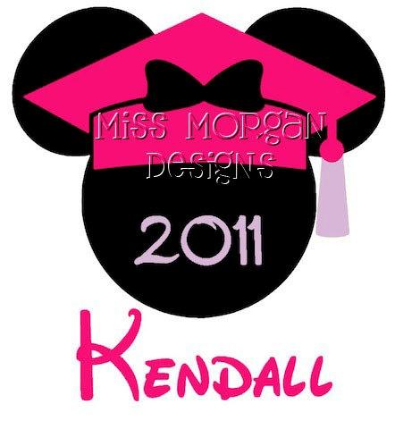 Mickey mouse Graduate Shirt/Disney Graduation Shirt/ Cap and |Graduation Mickey Mouse Shirts