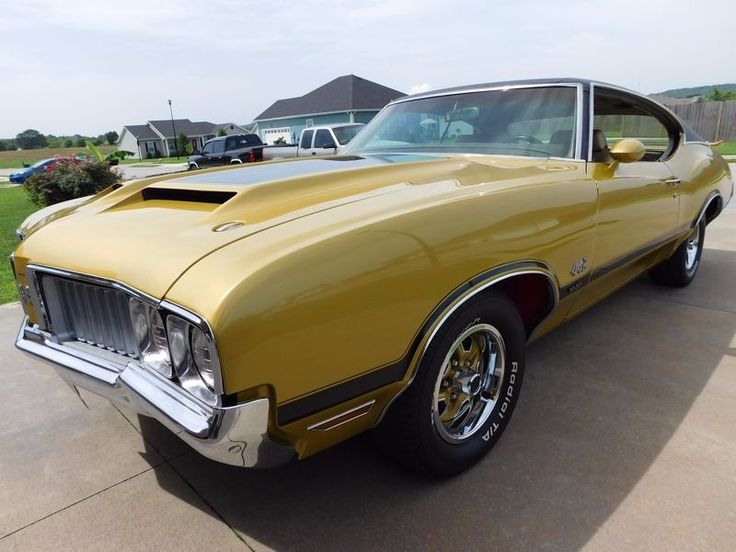Used 1970 Oldsmobile 442 -W-30 CODE RECREATION- PROFESSIONALLY BUILT- | Mundelein, IL