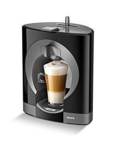 NESCAFE Dolce Gusto Oblo Coffee Machine by Krups - Black: Amazon.co.uk: Kitchen & Home
