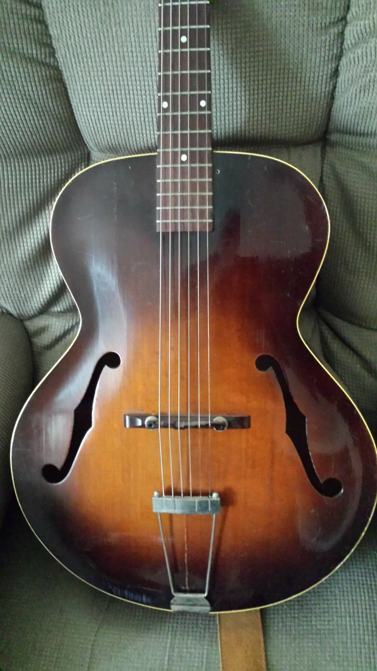 17 Best Images About Gibson Archtop Non