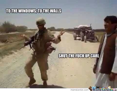 4cb71cec6d358c37c9a6ef4b48d35fb9 military man military humour 25 best stfu carl images on pinterest jokes, army memes and funny