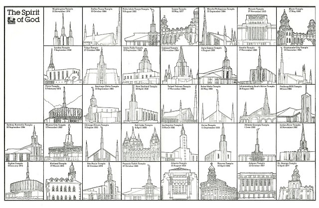 cool temples sheet for primary, fhe
