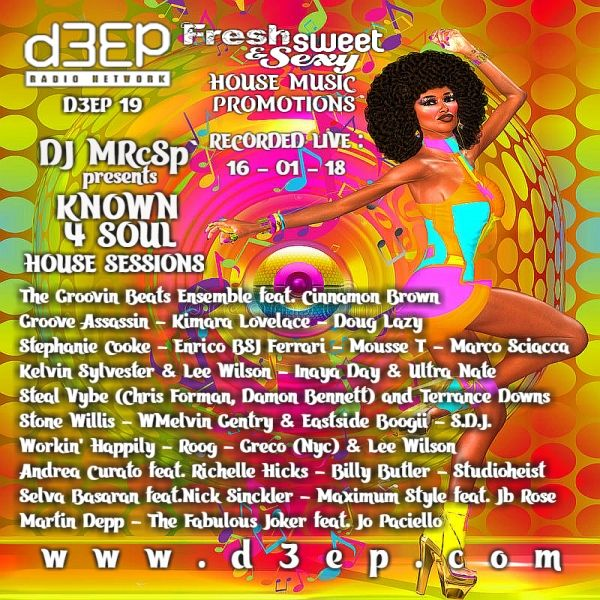 Listen to this and other podcasts by DJ MRcSp on www.d3ep.com