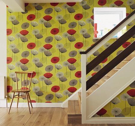 Textiles Sanderson en Sofa Gallery