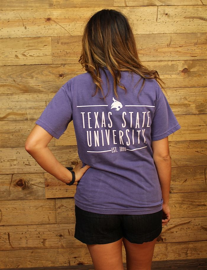 19 best let 39 s tailgate images on pinterest texas state for Custom t shirts san marcos tx