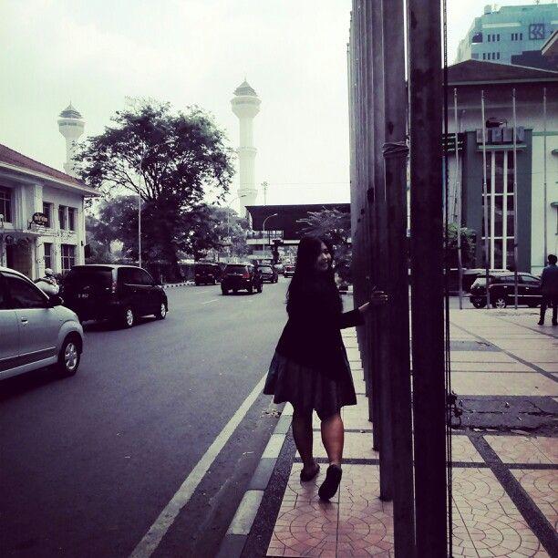 Take a walk :')
