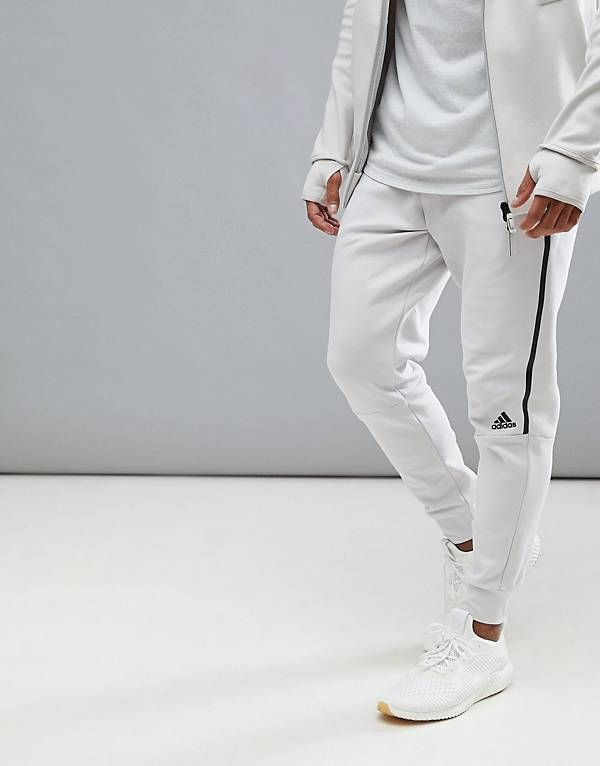 adidas ZNE Striker Pants In Cream CG2188 | vetement in 2019