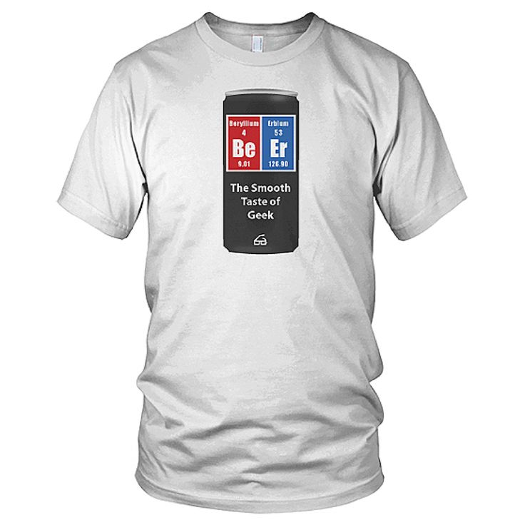 23 best t shirts images on pinterest pharmacy shirt types and shirts geek beer periodic table urtaz Gallery