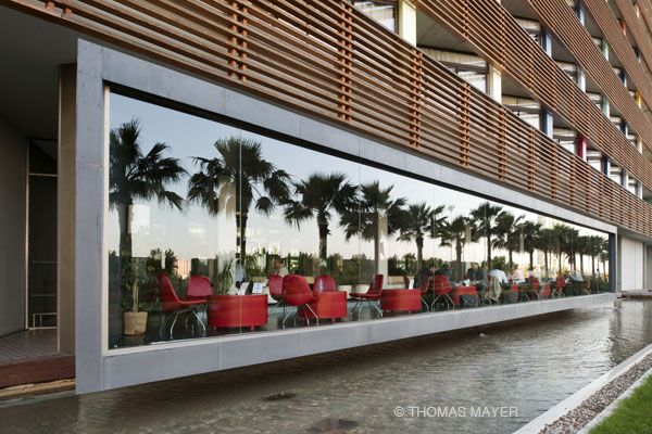 Kervansaray Lara Hotel, Antalya, Turkey, Emre Arolat architect 2009 © Thomas Mayer Architect