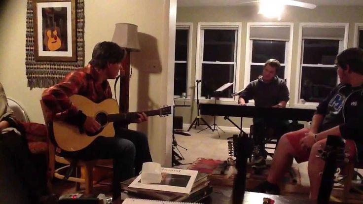 "Pete Huttlinger, James Glenn, and friends- ""Eagles and Horses"""