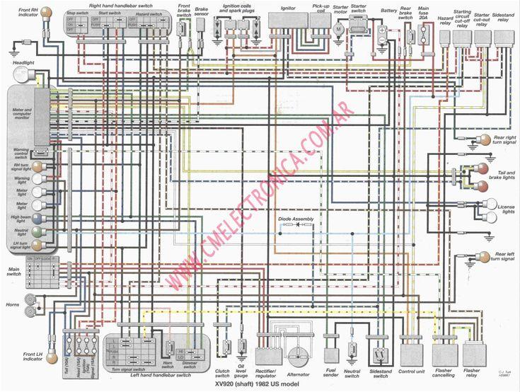 Diagrams 15341278 Xv250 Wiring Diagram Yamaha Virago 250