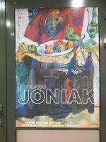 ŻYCIE RZESZOWA: Malarstwo Joniaka w Polfie