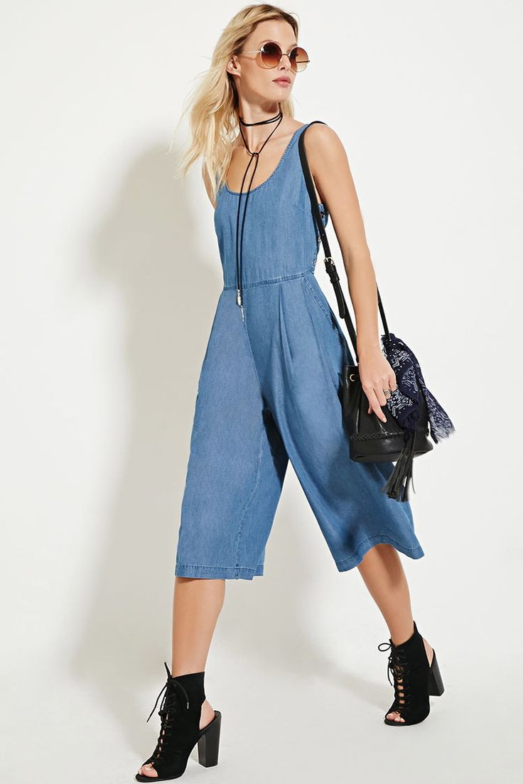 The 41 best jumpsuit images on Pinterest | Overalls, Playsuits and ...
