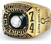 1974 Pittsburgh Steelers Super Bowl IX!! The year I was born!!!!