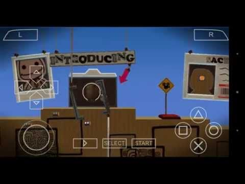 Little big planet para Android emulador PSP excelente. - YouTube