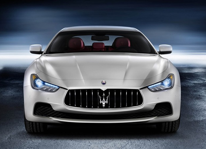 Tradition is Broken, Comes First Maserati With Diesel Engine