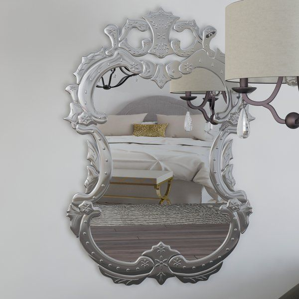 House of Hampton Nichola Oversized Wall Mirror