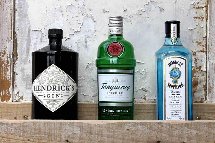 Gin ist in! Und wie. Dieser Sommer hat ein neues It-Getränk... und ich sage mal: das ist ganz schön lecker.