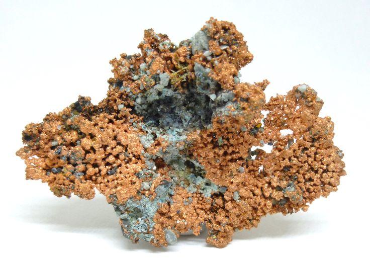 Native Copper Crystals – Avoca, County Wicklow, Ireland