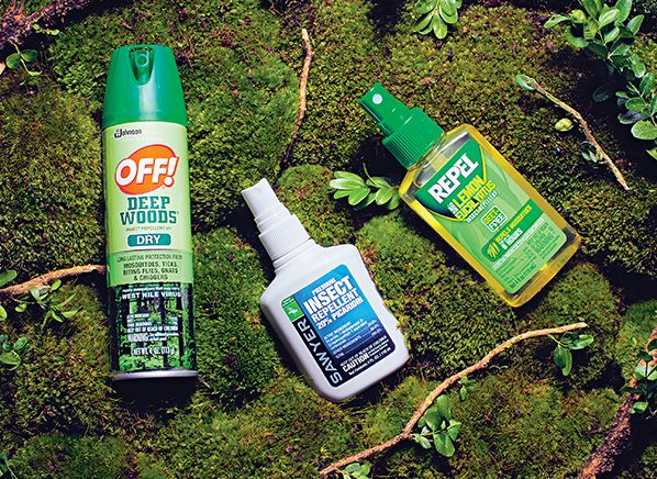 What Really Works Against Bug Bites - Consumer Reports