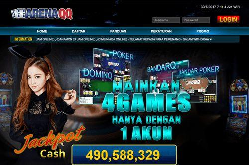 Satu lagi situs dengan keterampilannya dalam memuaskan dan memberikan kenyamanan bermain untuk para penikmat judi yaitu, situs ArenaQQ.