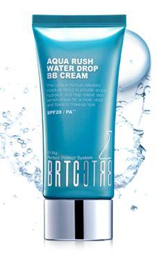 Aqua Rush Water Drop BB Cream SPF 30 #aqua #moisture #bbcream