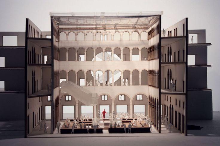 OMA . Fondaco dei Tedeschi . Venice  (15)