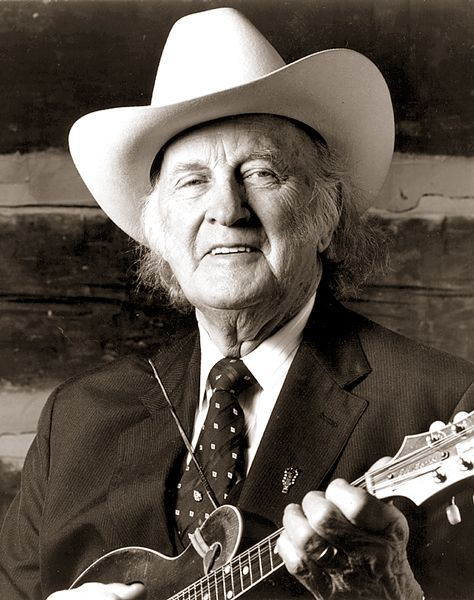 Bill Monroe - The Father of Bluegrass. u0026quot;Iu0026#39;m a farmer with a mandolin and a high tenor voice ...