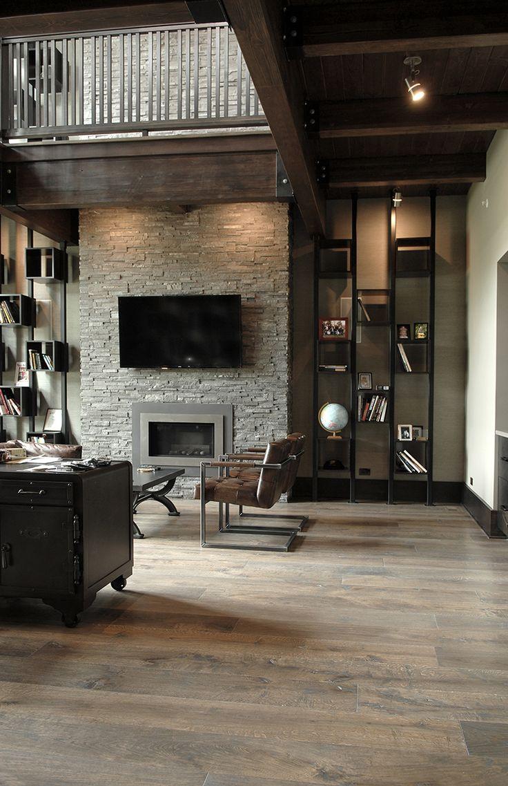 Species: Victorian™ Collection Vintage French Oak engineered hardwood floor…