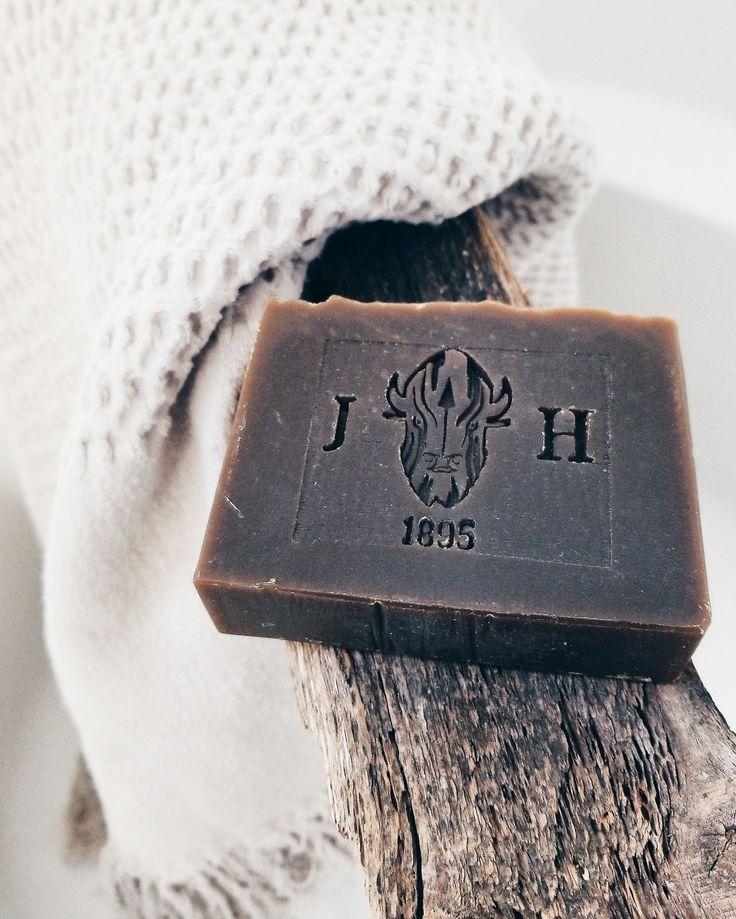 Natural Pine Tar Soap. Handmade in Canada. Bath. Country.  Josephhenry1895.com