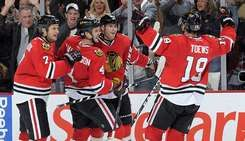 Chicago Blackhawks Tickets ~ We want to be YOUR favorite source for Blackhawks tickets. Check us out! We've been a major ticket seller for 13 years. We guarantee to get your tickets there are time! Have a question? You can reach a real person - just call our toll free number: 866-843-5042 or visit http://TicketStub.com.