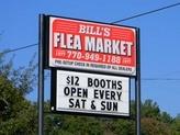 Bill's Flea Market - Lithia Springs, GA