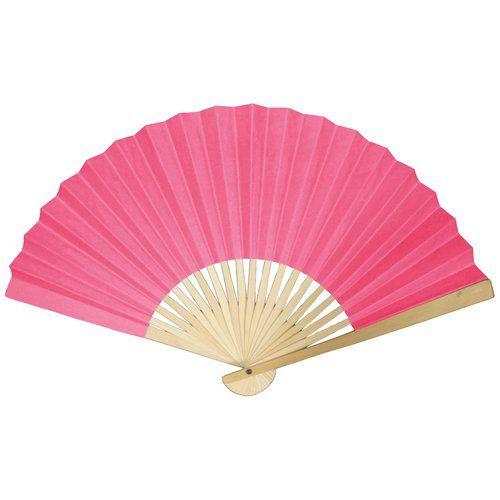 Oriental Style Folding Fan