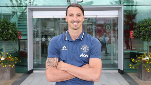 Zlatan Ibrahimovic has responded to Eric Cantona's 'King of Old Trafford' claim, stating he will be the 'God of Manchester'. #footballplanet #footballnews #footballplayers