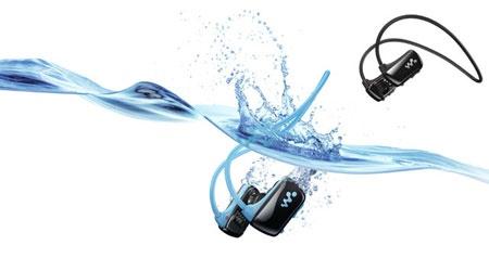Sony W270 mp3 player. 4GB dahili hafıza. Ayrıca bu müzik çalar, sadece 3 dakika şarj edilerek 60 dakika MP3 dinleme olanağı sunuyor. SU GEÇİRMEZ!!