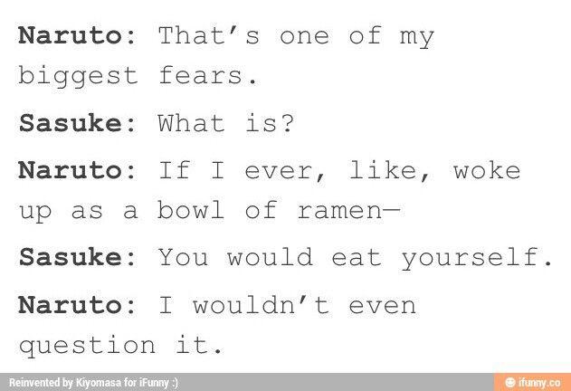 Sakura and Naruto, funny, text