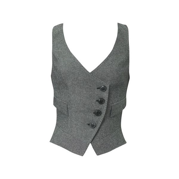 Tweed waistcoat at karenmillen.com (5.490 RUB) ❤ liked on Polyvore featuring outerwear, vests, tops, jackets, shirts, waistcoat vest, tweed waistcoat, vest waistcoat and tweed vest