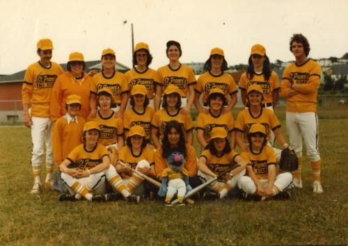 Softball History; The Unoffical Logy Bay - Middle Cove - Outer Cove Website