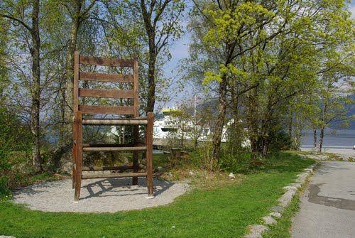 hjelmeland chair | The big chair at Hjelmeland