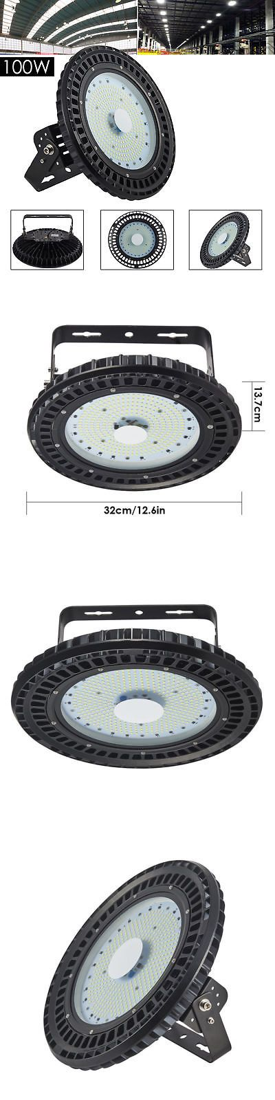materials: 100W Ufo Led High Bay Light Factory Industrial Lamp Commercial Shed Lighting -> BUY IT NOW ONLY: $99.99 on eBay!
