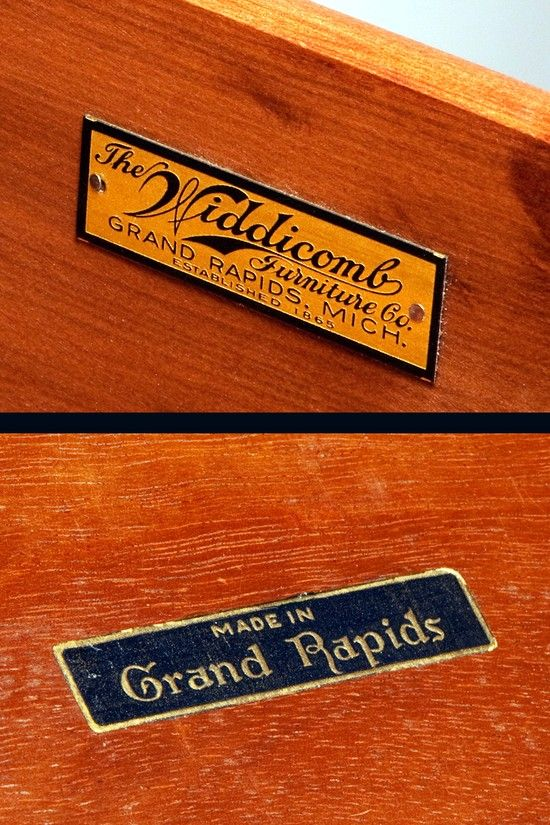 1930u0027s Widdicomb Furniture Co. ...