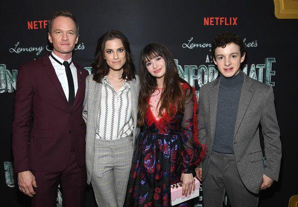 Neil Patrick Harris Photos Photos Netflix Premiere Of A Series