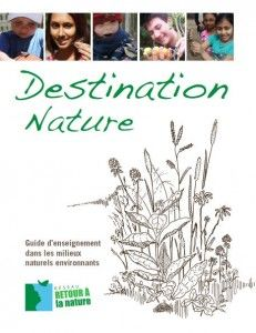 En Francais: The Back to Nature Network teacher's guide, Into Nature, is a unique teachers' guide that enables the teaching of all Ontario school curriculum subjects outdoors in nature on a regular basis. Content of the guide includes logistics, resources and learning experiences for teaching in nature. All learning experiences are linked to Ontario curriculum documents and include: Nature 101, a series of five phases to move from the indoor classroom to the outdoor learning space; fifty…