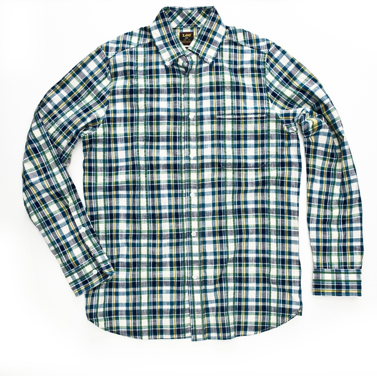 101 Every Man Shirt – State Blue