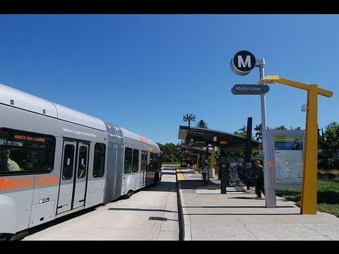 How to make Public Transportation cool? (LA)