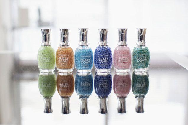 Sally Hansen Fuzzy Coat nail polish