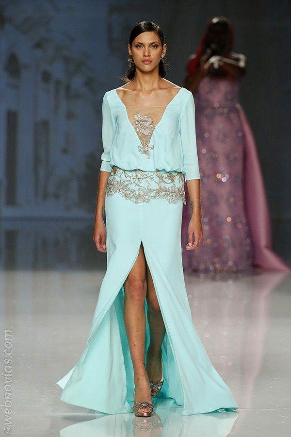 Vestidos de fiesta a todo color de Ana Torres 2018 | Blog de Webnovias http://www.webnovias.com/blog/vestidos-de-fiesta-a-todo-color-de-ana-torres-2018/