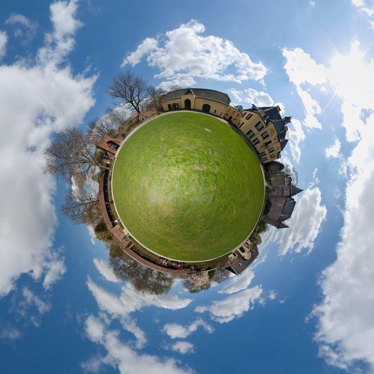 Планета панорама